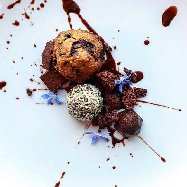 Fooddeko schokolade - kenney